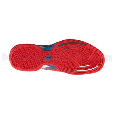 Babolat Gents Propulse BPM Omni Clay Tennis Shoes Red