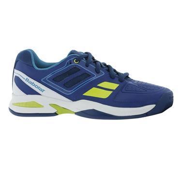 Babolat Junior - Boys Propulse Team BPM Tennis Shoes Blue