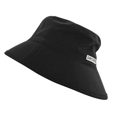 FootJoy DryJoys Bucket Hat Black