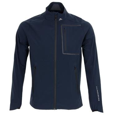 J.Lindeberg Gents Kinetic Softshell Jacket Navy