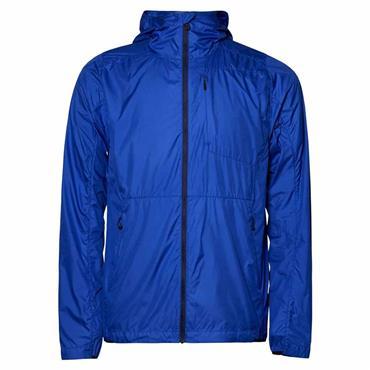 J.Lindeberg Gents Hooded Wind Pro Jacket Strong Blue