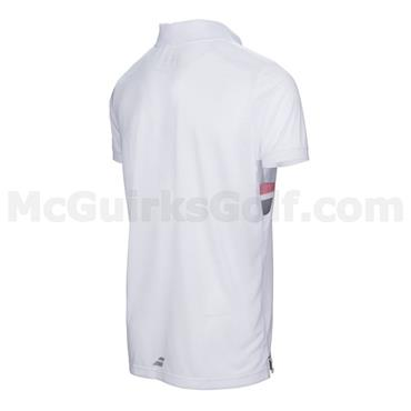 49a9b0734269 ... Babolat Junior - Boys Core Club Polo White