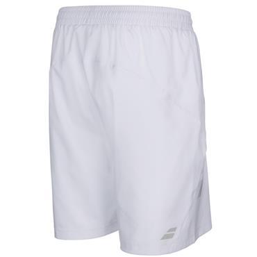 Babolat Junior Core Shorts White