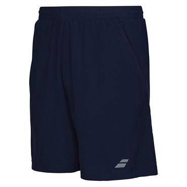 Babolat Tennis Boys Core Shorts Navy