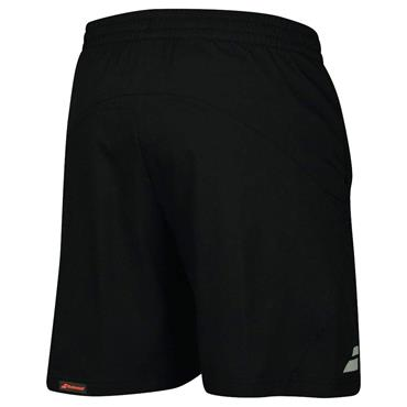 "Babolat Tennis Gents Core Shorts 8"" Black"
