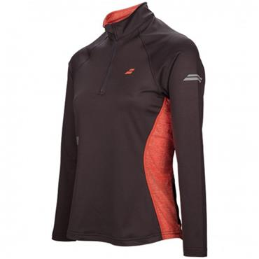 Babolat Ladies 1/2 Zip Tennis Top Castelrock