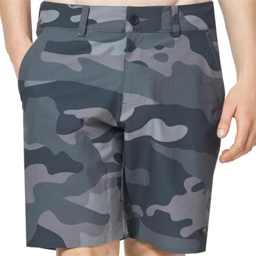 Oakley Gents Hybrid Camo Shorts Grey 98C