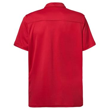 Oakley Gents Gravity 2.0 Polo Team Red 4BC