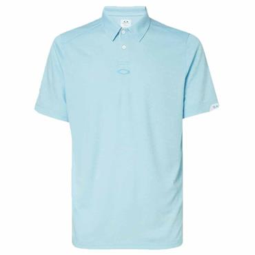 Oakley Gents Gravity 2.0 Polo Shirt Blue 6VB