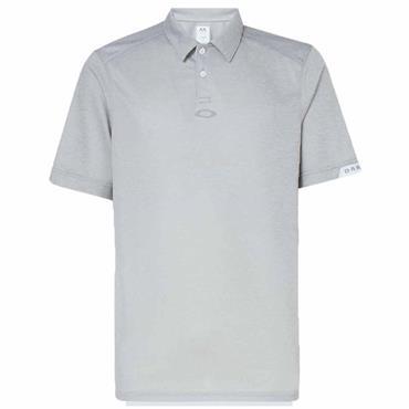 Oakley Gents Gravity 2.0 Polo Shirt Grey 27G