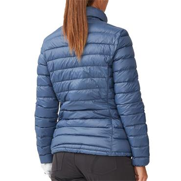Rohnisch Ladies Light Down Jacket Dusty Blue