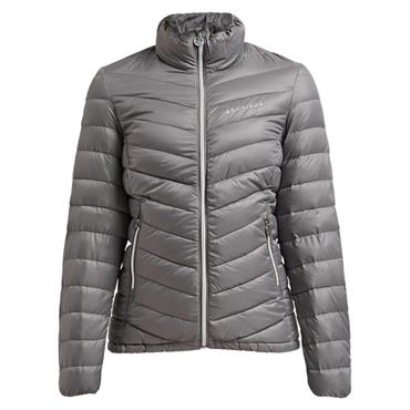 Rohnisch Ladies Light Down Jacket Dark Greige
