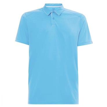 Oakley Gents Divisional Polo Shirt Blue