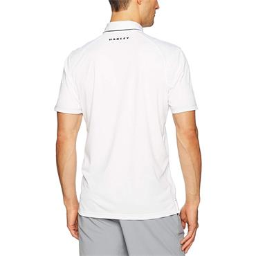 Oakley Gents Divisional Polo Shirt White