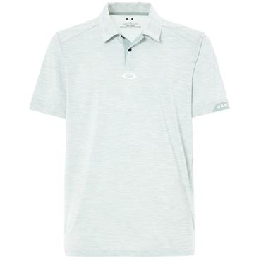 Oakley Gents Gravity Polo Shirt Arctic Surf