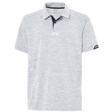 Oakley Gents Gravity Polo Shirt Blackout