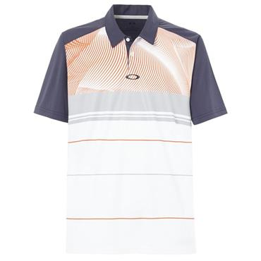 Oakley Gents Aero Motion Polo Shirt Graphitoon