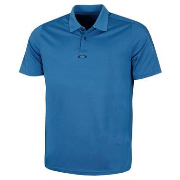 Oakley Gents Ergonomic Polo Shirt Cali Blue