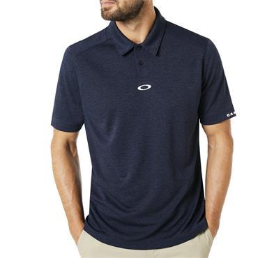 Oakley Gents Aero Ellipse Polo Shirt Fathom