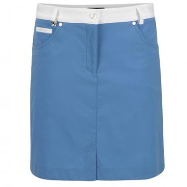 Golfino Ladies Palm Beach Skort Blue
