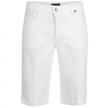 Golfino Ladies Under the Sea Bermudas White