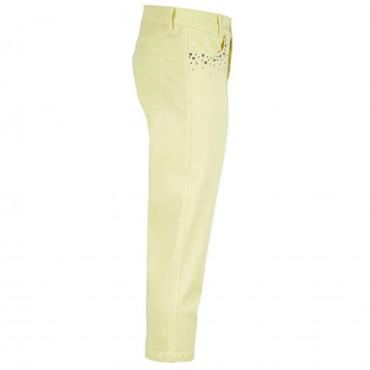 Golfino Ladies Under the Sea Capri Yellow