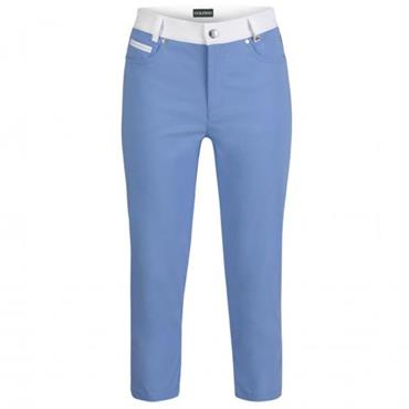 Golfino Ladies Palm Beach Capri Blue