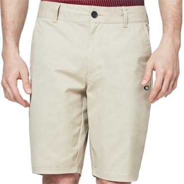 Oakley Gents Chino Icon Golf Shorts Safari 31S
