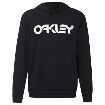 Oakley Gents B1B Po Hoodie Sweatshirt Black - White 022