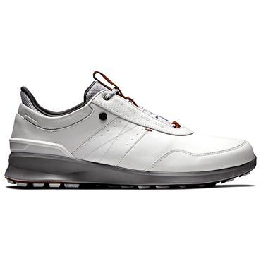 FootJoy Gents Stratos Shoes Medium-Fit White