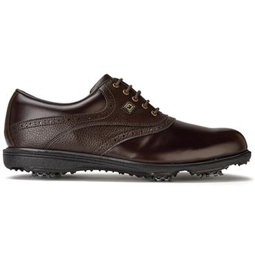 FootJoy Gents Hydrolite 2.0 Shoes Wide Fit Dark Brown