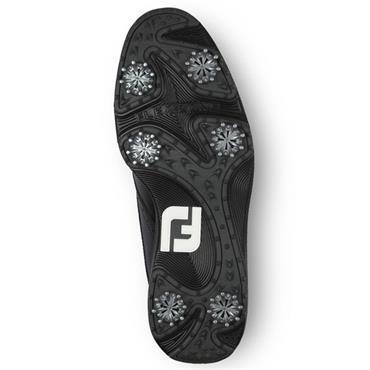 FootJoy Gents Hydrolite 2.0 Golf Shoes Wide Fit Black