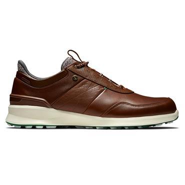 FootJoy Gents Stratos Shoes Cognac