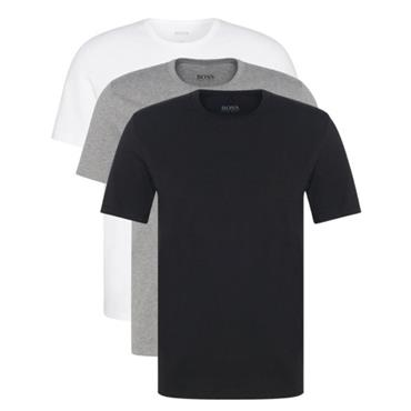 BOSS Gents T-Shirt 3 Pack Assorted