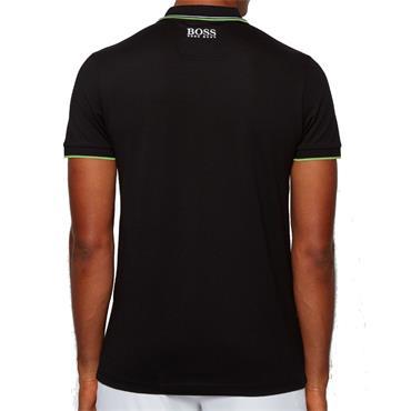Hugo Boss Gents Paddy Pro Polo Black