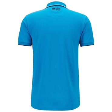 Hugo Boss Gents Regular Fit With Quick-Dry Technology Paddy Pro Polo Shirt Blue