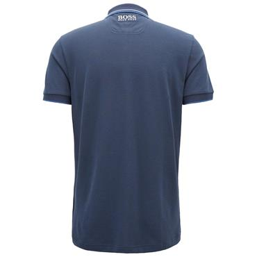 Hugo Boss Gents Regular Fit With Quick-Dry Technology Paddy Pro Polo Shirt Navy