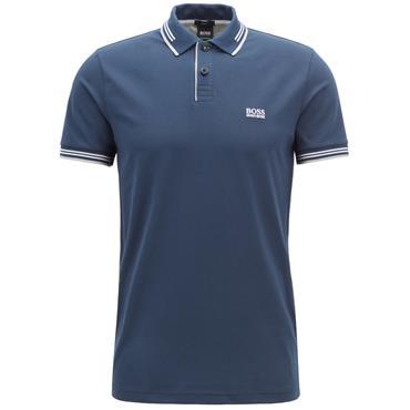 Hugo Boss Gents Paul Polo Shirt Navy