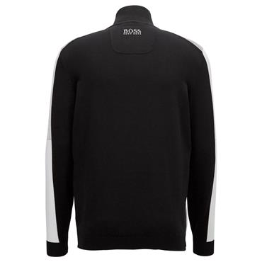 Hugo Boss Gents Zelchior Pro Sweater Black