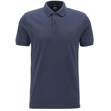 Hugo Boss Gents Piro Polo Shirt Navy
