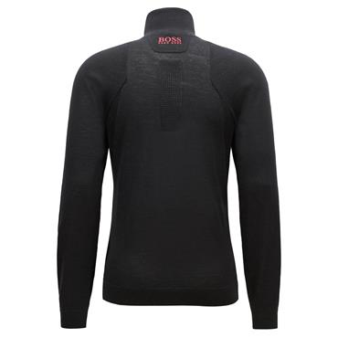 Hugo Boss Gents Zon Pro Sweater Black