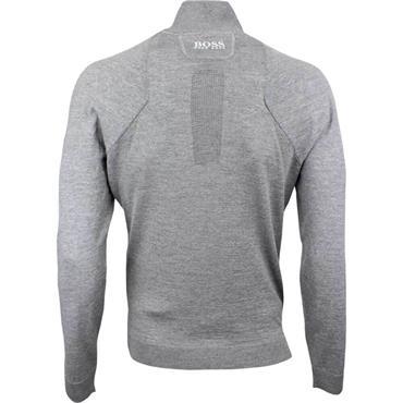 Hugo Boss Gents Zon Pro Sweater Grey
