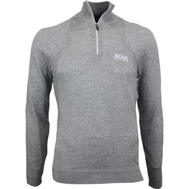 a9acb3a1eac7 Hugo Boss Gents Zon Pro Sweater Grey ...