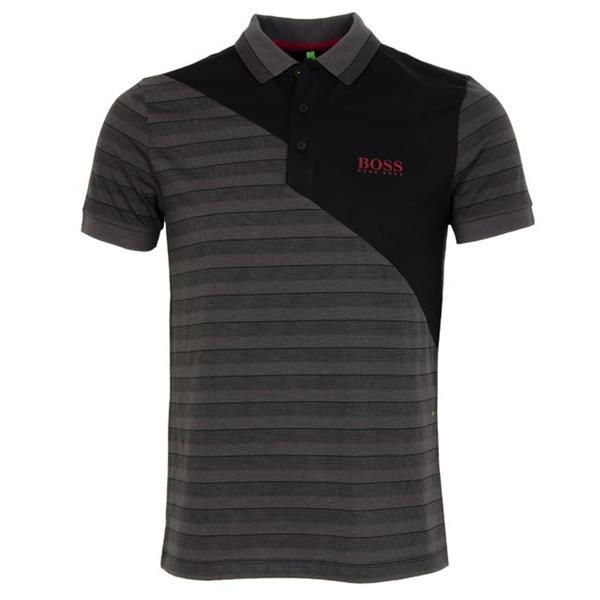 8d7675269 Hugo Boss Gents Paddy Pro 2 Polo Shirt Black | Golf Store