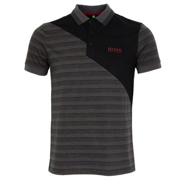 Hugo Boss Gents Paddy Pro 2 Polo Shirt Black