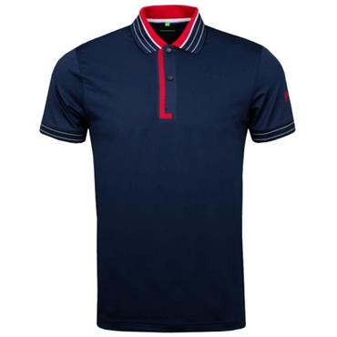 Hugo Boss Gents Paddy Pro 1 Polo Shirt Navy