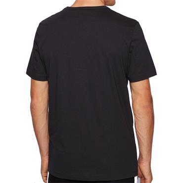 BOSS Gents Cotton Jersey T-Shirt Black