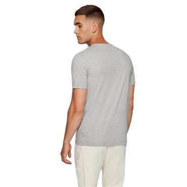BOSS Gents Cotton Jersey T-Shirt Grey