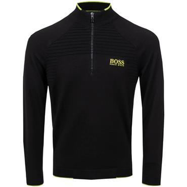 Hugo Boss Gents Zaogo Sweater Black