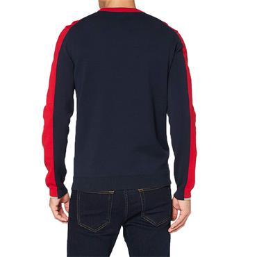 Hugo Boss Gents Ralko Crew Neck Sweater Navy